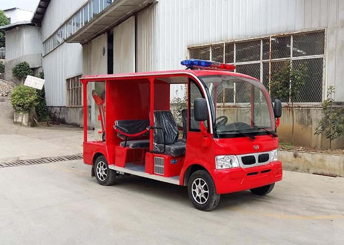 燃油消防车