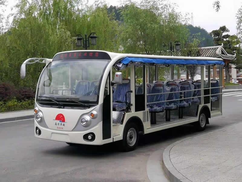 18-23座传奇款燃油观光车